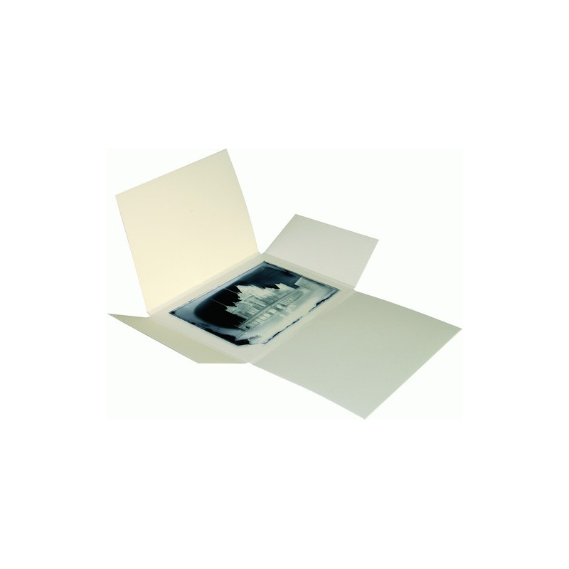 Four Flap Folders for Photographs or Glass Plates