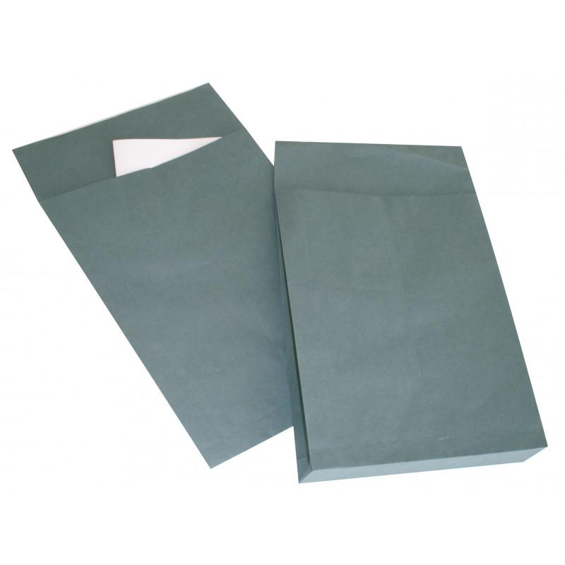 Enveloppe avec soufflet en papier Kraft 120 g
